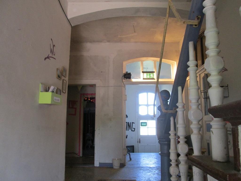 Alte Schlachterei Eingangsbereich 1