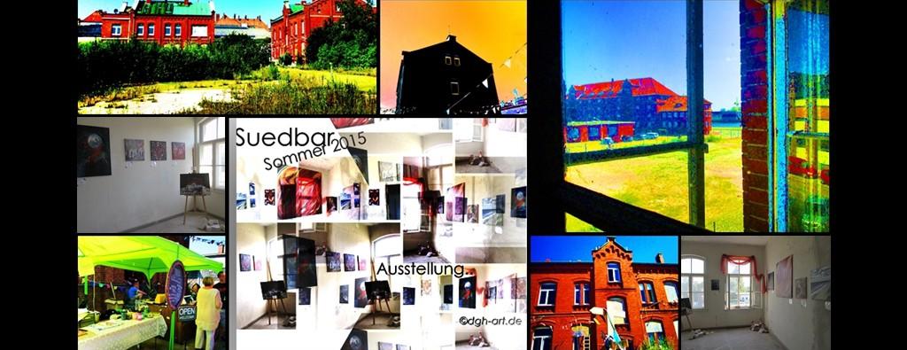 Ausstellung Suedbar