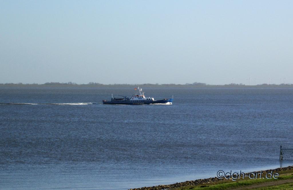 Boot der Küstenwache
