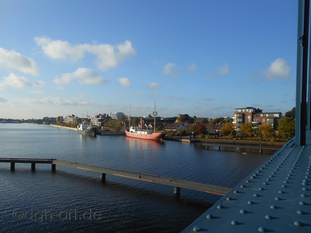 Herbstfarben maritim