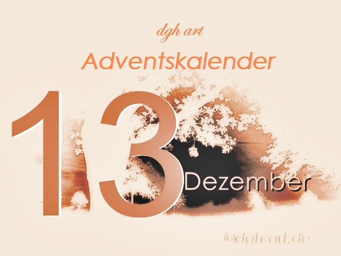 Dreizehnter Dezember Adventskalender