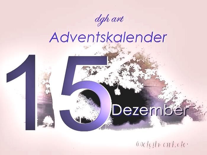 Fünzehnter Dezember Adventskalender