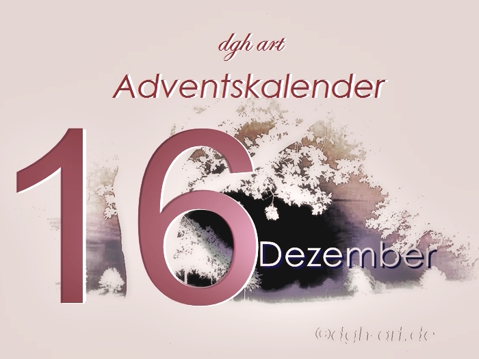 Sechzehnter Dezember Adventskalender