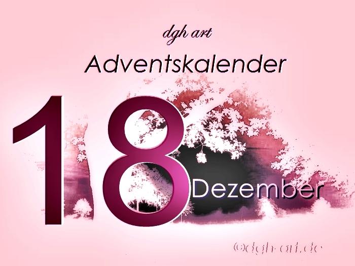 Achzehnter Dezember Adventskalender