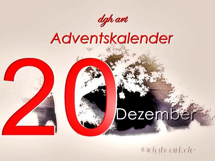 Zwanzigster Dezember Adventskalender