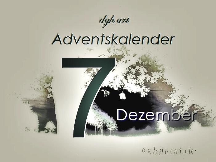 Siebter Dezember Adventskalender
