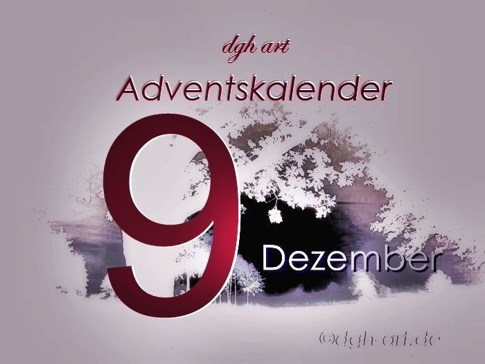 Neunter Dezember Adventskalender
