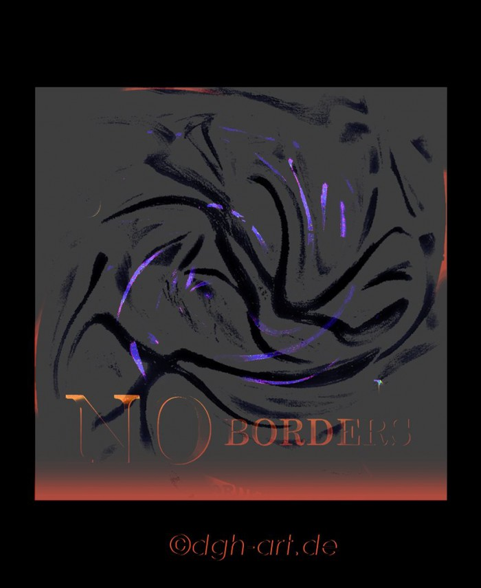 No Borders We Are One