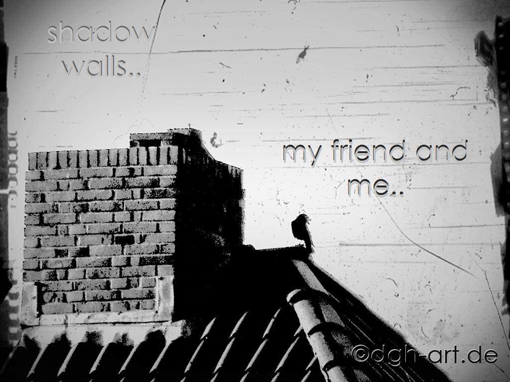 Schattenwand