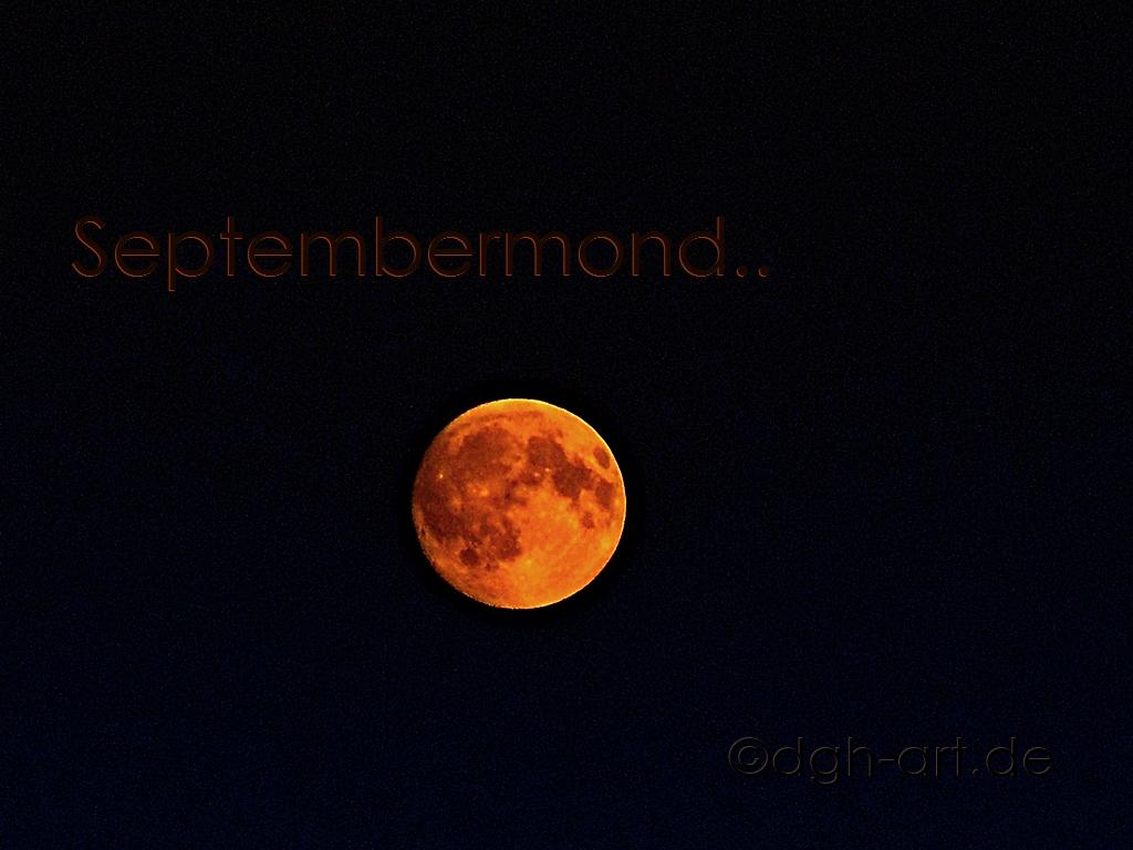 Septembermond