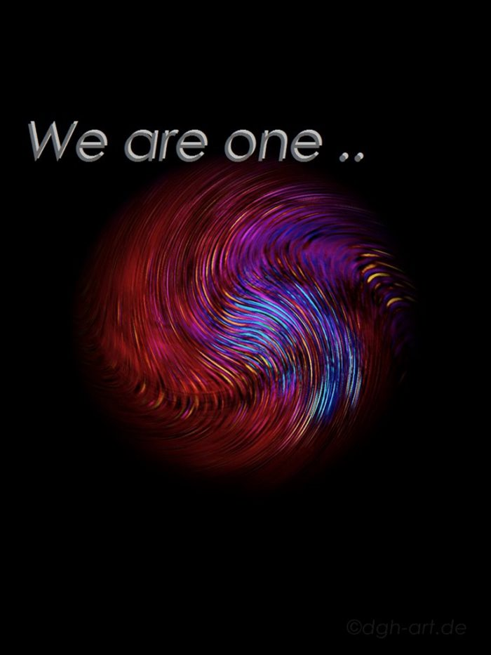 We Are One II m